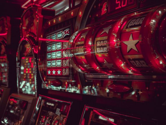 gambling addiction casinos slot machines